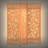 Home Wall Bamboo Decorative Room Dividers