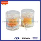Plastic Stick Cotton Swabs for Family Care