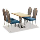 Hotel Restaurant Stainless Steel Bar Table