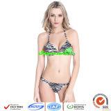 Ladys′ Sexy Leopard Bikini/Hot Leopard Bikini