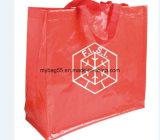 Gravure Print Promotional PP Woven Bag