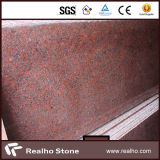 High Quality Polished India Red Granite Slab for Sale