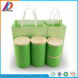 Factory Direct Sale Cardboard Paper Round Tube Gift Box for Tea