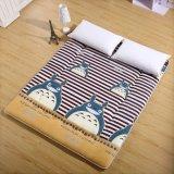 Full Queen Cushion Top Cheap Polyester Filling Anti-Slip Mattress Pad