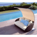 Hotel Rattan Lounge Chaise (CL-1019)