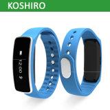 H18 Silicon Wrist Band Smart Bluetooth Watch