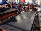 Tin Shaking Table for Tin Ore Concentrating Project
