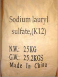 High Quality 95% Sodium Lauryl Sulfate (SLS, K12)