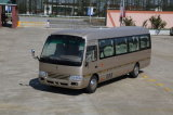7.7m Length Toyota Coaster Van Passenger Mini Bus with 70L Fuel Tank