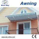 Gazebo Aluminum Polyester Retractable Awning (B3200)