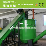 pet bottle flake recycling line with top quality