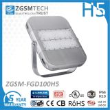Hot Selling 100W Dimmable LED Flood Light with Meanwell Driver