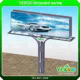 Anti-Shock and Corrosion Outdoor Advertising Billboard Outdoor Billboard Frame