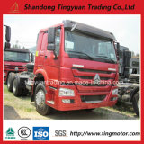 China HOWO 336 HP 6X4 Trator Truck for Sale