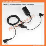 Tactical Bone Headset for 2 Pin Radios Cp040/Cp100/Cp140/Ep450/Gp300