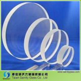 Various Size Low Iron Round Tempered Sight Glass