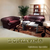 Hot-Selling Living Room Chesterfield Sofa (A39)