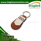 Leather Key Chain, PU Key Chain for Promotion;