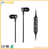 Magnetic Wireless Stereo Earphone Bt V4.2 Handsfree/Noise-Reduction/Voice Prompt