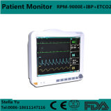 15-Inch Multi-Parameter Patient Monitor with Etco2 and Dual-IBP-Stella