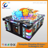 Casino Fishing Arcade Game Machine 6 Player Table Top Game with Bill Acceptor for Sales