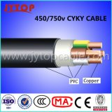 0.6/1kv 1-Cyky Cable, Ayky Cable IEC 60502 Standard