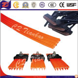 Power Supply Insulated Seamless Conductor Rails for Cranes