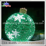120cm Large Christmas LED Round Ball Outdoor Holiday Decoration Light