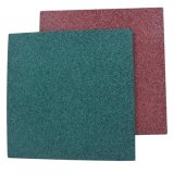 Recycle Rubber Tile/Interlocking Rubber Tiles/Wearing-Resistant Rubber Tile