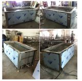 China Factory Industrial Ultrasonic Ultrasound Cleaner for Filter Panel Cleaning