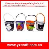 Halloween Decoration (ZY15Y240-1-2-3-4) Halloween Gift Felt Box Cupcake Boxes