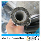 Multi Layer Steel Wire Spiral Ultra High Pressure Nylon Hose