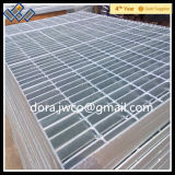 Professional Steel Grating Manufacturer Iron Material Hot Galvanized Steel Grating