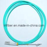 LC/LC 50/125um Duplex Om3 Patch Cord Fiber Optic