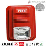 Wired Sound & Flash Strobe Siren for Outdoor for Fire Alarm