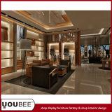 Customize Shop Display Fixtures for Luxury Menswear Shop Interior Design