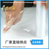 LLDPE Slimming Cling Wrap High Quality Transparent Stretch Film Rolls