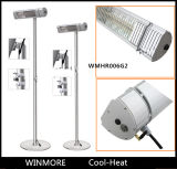 Standing Patio Heater Infrared Heater Radiant Heating
