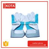 Manufacturer Industrial Hand Leather Safety Glove Manufacturer