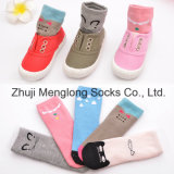 Wholesales Cut and Good Quality Kid Cotton Socks with Fast Delivery