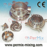 Vacuum Homogenizing Mixer (PVC series) for Mayonnaise