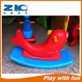 Fish Rocking Horse for Kids Outdoor Play Fun