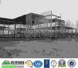 Prefab Steel Structure Construction for Office with New Design
