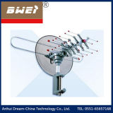 Outdoor HDTV Digital UHF/VHF/FM Built-in Booster Antenna