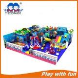 Kids Indoor Playground Equipment Plastic Slides for Sale