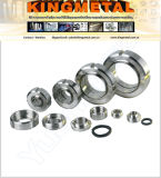 A270 Ss304 Ss316L Sanitary Pipe Fitting Stainless Steel SMS Union.