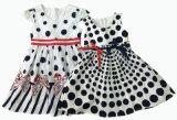 Hot Sale Girl Dress, Fashion Children Clothing (SQD-129-130)