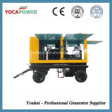 250kVA Electric Mobile Trailer Diesel Generator