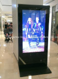 55′′ Interactive Touch Screen Advertising Player