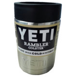 12oz Yeti Stainless Steel Beer Holder Rambler Colster